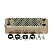 STE170995 Plate Heat Exchanger Isar He30