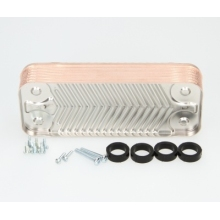 STE173544 Plate Heat Exchanger Isar He24