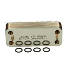 STE173785 DHW Heat Exchanger