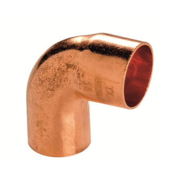 Street Elbow 42mm Copper