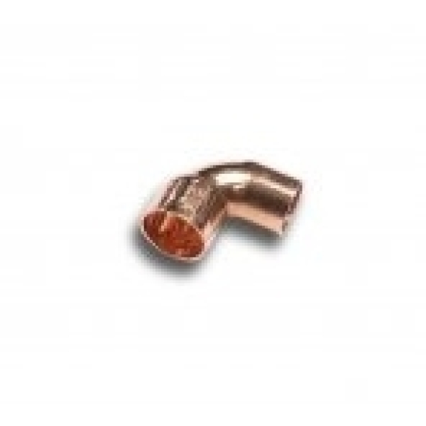 Street Elbow Copper 28mm