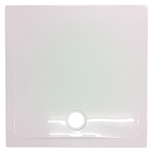Suregraft 30mm Slimline Shower Tray - 760mm x 760mm