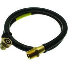 Suregraft 3ft Bayonet Gas Cooker Hose