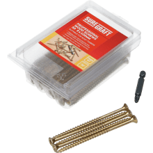 Suregraft 5X100mm Z&Y Wood Screw Pack of 50
