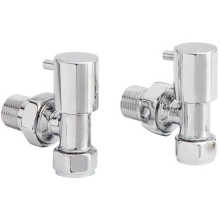 Suregraft Angled Rad Valves (Pair)