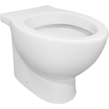 Suregraft Aroza Back To Wall WC Pan - White