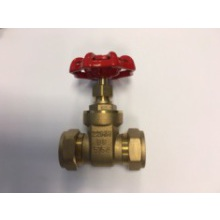 Suregraft Brass Gate Valve (Clearance) Suregraft Brass Gate Valve 22mm (Clearance)