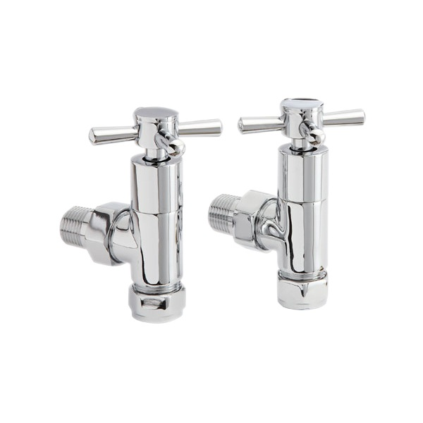 Suregraft Cross Head Radiator Valves