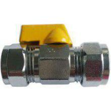 Suregraft Gas Mini Ball Valve Chrome Plated 5 Pack Suregraft Gas Mini Ball Valve Chrome Plated 15MM X 15MM (Clearance)