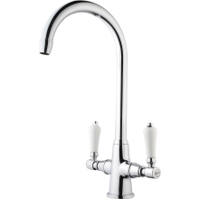 Suregraft Georgian Lever Mono Sink Mixer