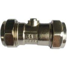 Suregraft Isolating Valve 22mm x 22mm - Chrome