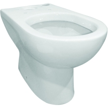 Suregraft Laredo Short Projection WC Pan - White