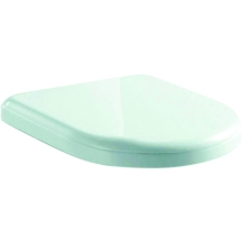Suregraft Laredo Soft Close Toilet Seat White