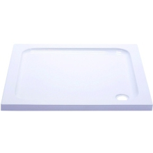 Suregraft Low Level Stone Shower Tray - 1100mm x 900mm