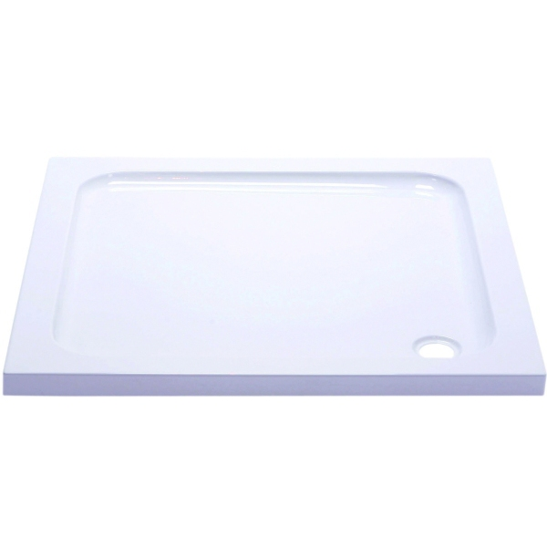 Suregraft Low Level Stone Shower Tray - 1400mm x 800mm