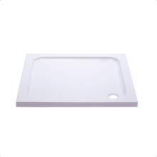 Suregraft Low Level Stone Shower Tray - 760mm x 760mm