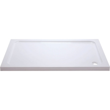 Suregraft Low Level Stone Shower Tray - 900mm x 800mm