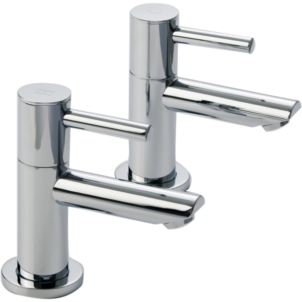 Suregraft Napoli Basin Pillar Taps