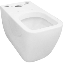 Suregraft Nelio Close Coupled WC Pan - White