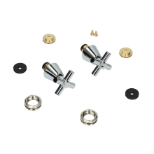 Suregraft Small Cross Tap Heads with ¾ Reviver Kit