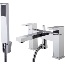 Suregraft Square Bath/Shower Mixer