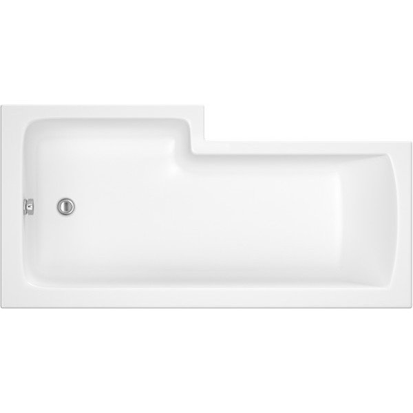 Suregraft Standard L-Bath 1700 x 850 x 700mm Right Hand