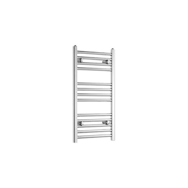 Suregraft Straight Towel Rail Chrome 1150mm x 500mm