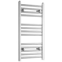 Suregraft Straight Towel Rail Chrome 1150mm x 600mm