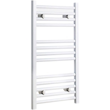 Suregraft Flat White Towel Rail 700mm x 450mm