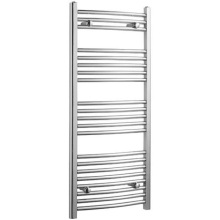 Suregraft Curved Towel Rail 1150 x 500mm Chrome