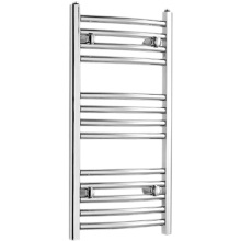 Suregraft Curved Towel Rail 1800 x 600mm Chrome