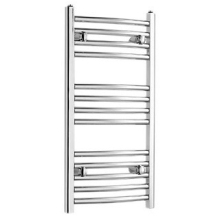 Suregraft Curved Towel Rail 1000x450mm Chrome