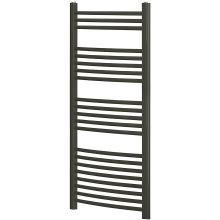 Suregraft Curved Towel Rail 1150x500mm Anthracite