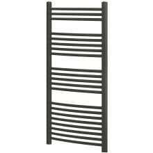 Suregraft Curved Towel Rail 1150x600mm Anthracite