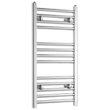 Suregraft Flat Towel Rail 1000x450mm Chrome