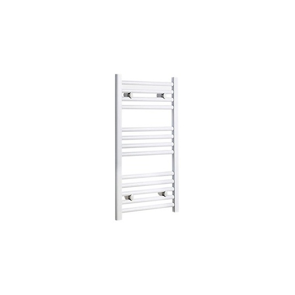 Suregraft 1150mm x 500mm Flat Towel Rail - White