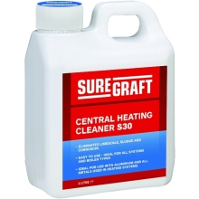 Suregraft 30 Central Heating Cleaner 1L
