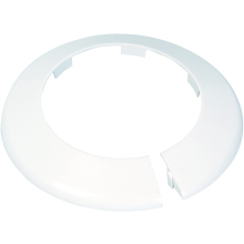 Talon 110mm Pipe Collar White PC110WH