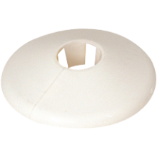 Talon 28mm Pipe Collar White PC28