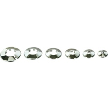 Talon Pipe Collar 15mm Pipe Collar Chrome