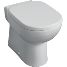 Tempo BTW WC Pan with Horizontal Outlet