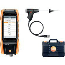 Testo 300LL Longlife Set Flue Gas Analyser Set2 - No Printer