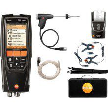 testo 320B - Flue Gas Analyser (Advanced Set)