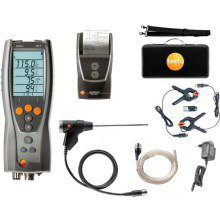 testo 327-1 - Flue Gas Analyser (advanced kit)