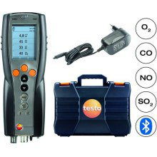 testo 340 - Flue Gas Analyser (SO2 Kit)