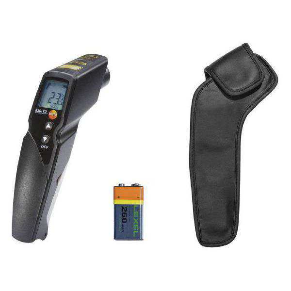 Testo 830-T2 Infra-Red Thermometer Set