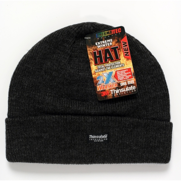 Thinsulate Hat (Black)