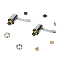 Three Inch Lever Heads and Half Inch Conversion Kit