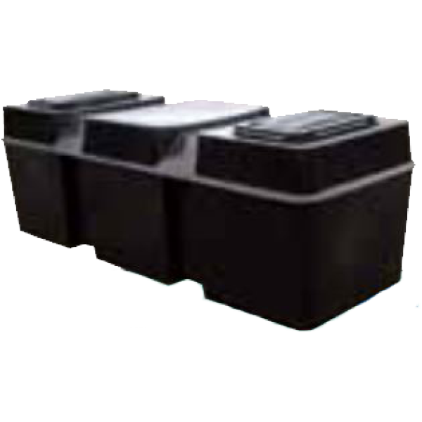 Titan FLT Cistern Comes With Lid LT50