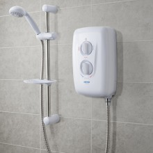 Triton Avena 8.5kW Electric Shower - White